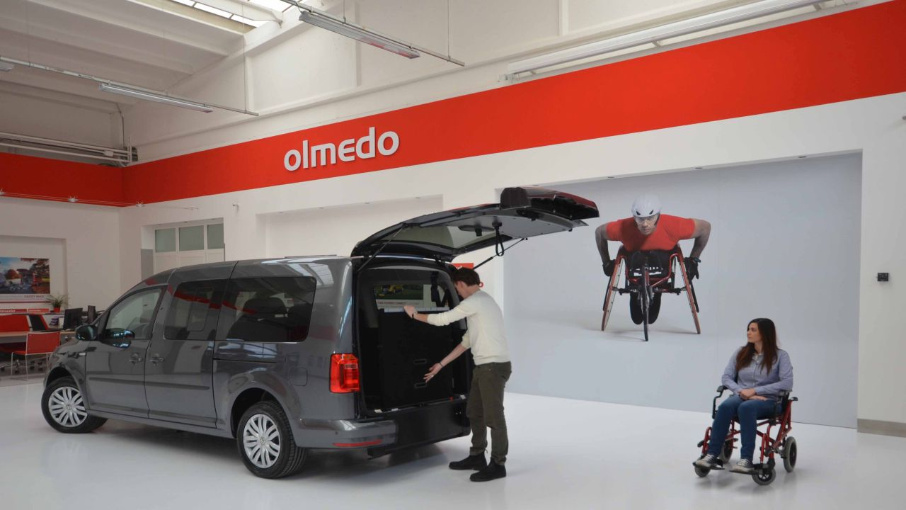 Olmedo SPA: le agevolazioni per acquistare un veicolo per disabili